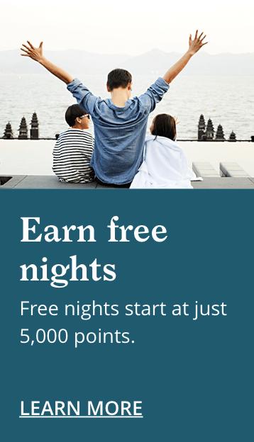 World of Hyatt VIP Program Free Nights
