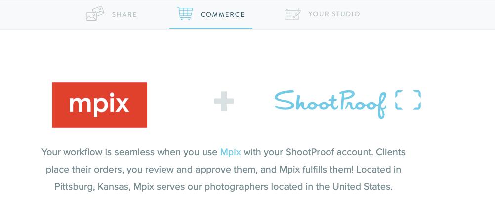 brand partnerships - mpix and shootproof