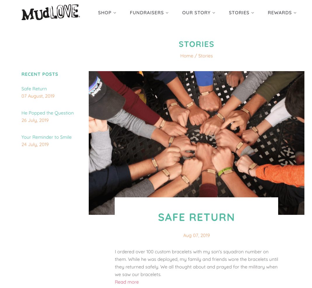 what is a brand community - mudlove stories