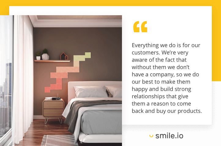 Nanoleaf customer feedback quote 3