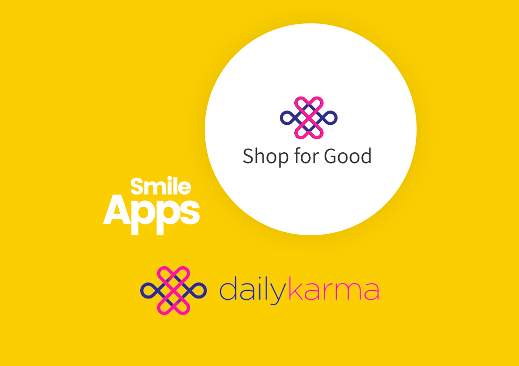 New Smile App: Shop for Good by DailyKarma