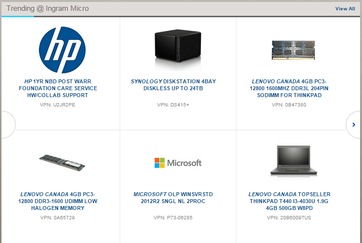 drop ship micro trending items