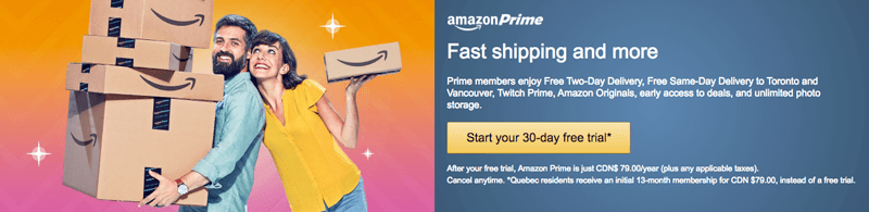 amazon prime credit card prime