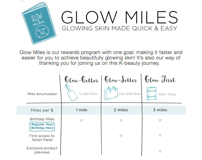customer expectations brand example glow recipe