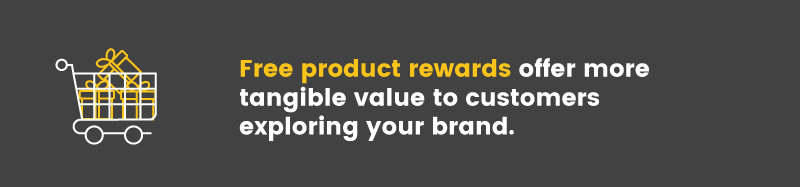 customer segmentation connoisseurs free product rewards