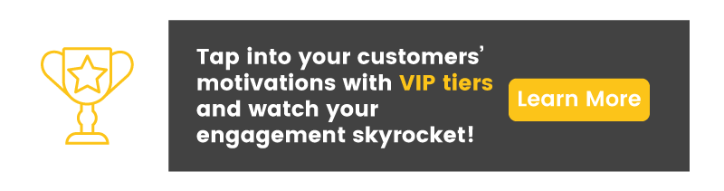 customer segmentation connoisseurs build VIP cta