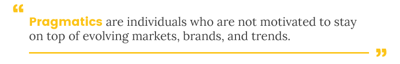 customer segmentation pragmatics definition