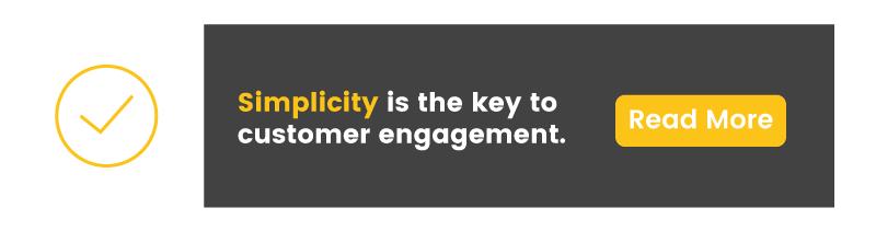 customer segmentation pragmatics simplicity CTA