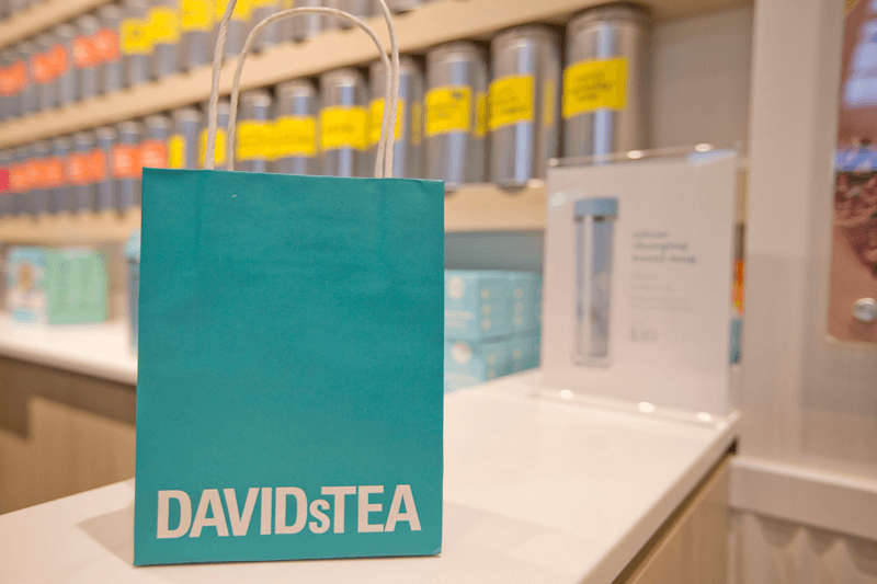 Rewards Case Study: DAVIDsTEA's Frequent Steeper