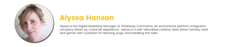 future of ecommerce alyssa hanson