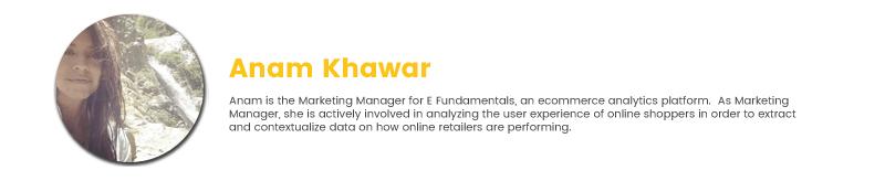 future of ecommerce anam khawar