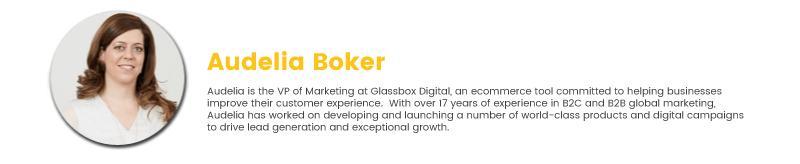 future of ecommerce audelia boker