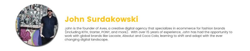 future of ecommerce john surdakowski