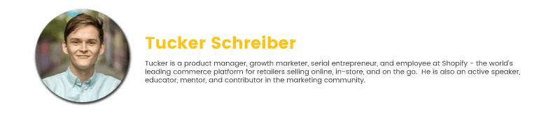 future of ecommerce tucker schreiber