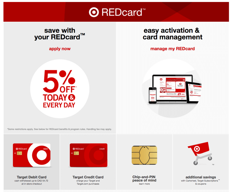 retail loyalty is effective target red card