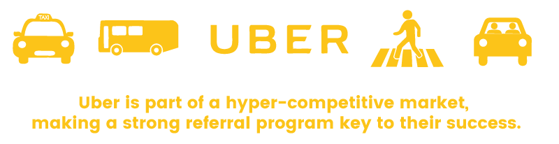 uber's referral program choices