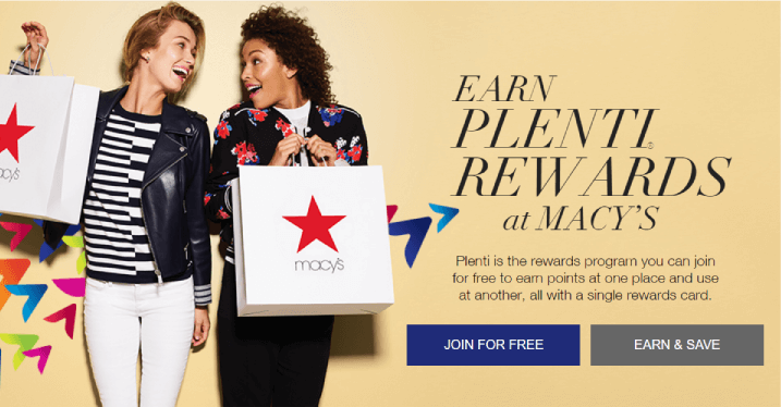 retail loyalty is effective macy's plenti partnership