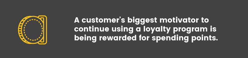 loyalty program best practices value in spending