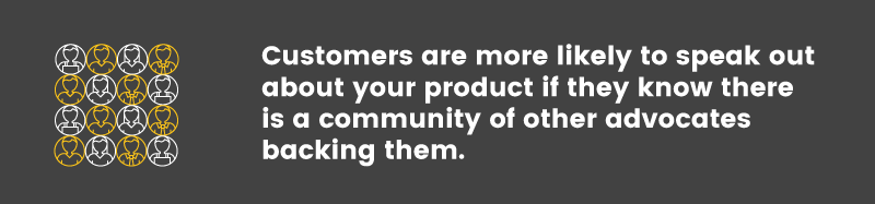 brand advocates community