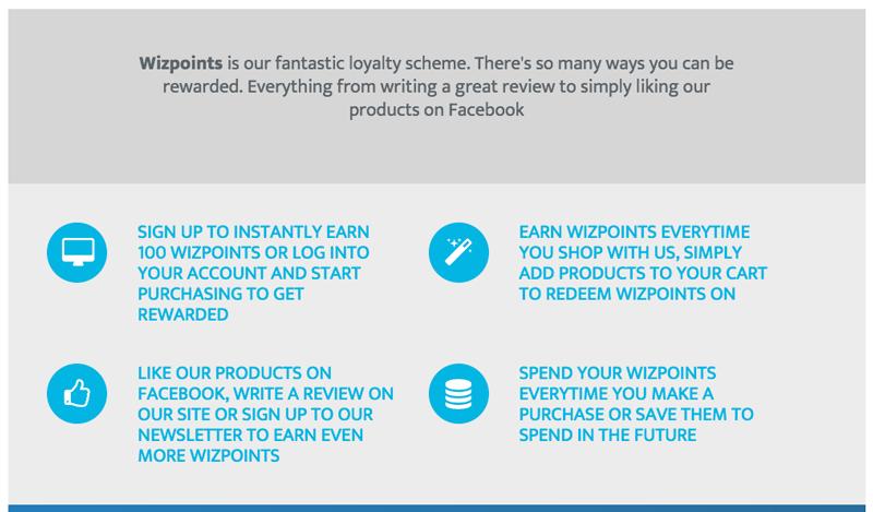 ecig loyalty program examples ecigwizard earn