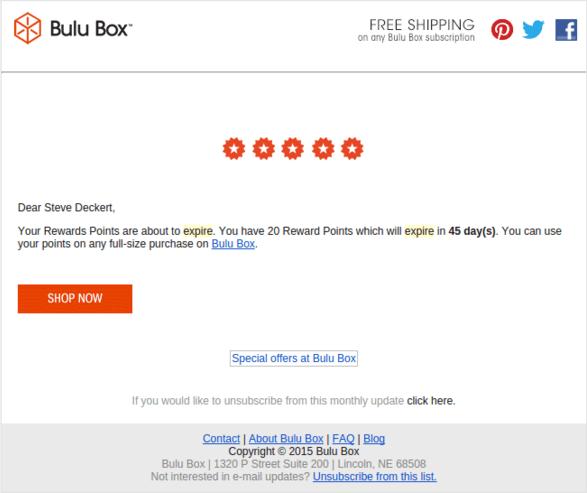 expire bulubox email