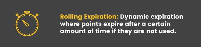 expire rolling expiration