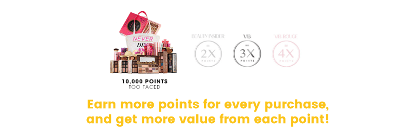 extra points event double win for customers