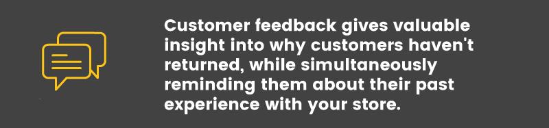 customer engagement customer feedback