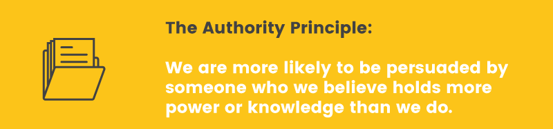 authority principle