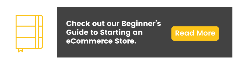 ecommerce idea beginners guide CTA