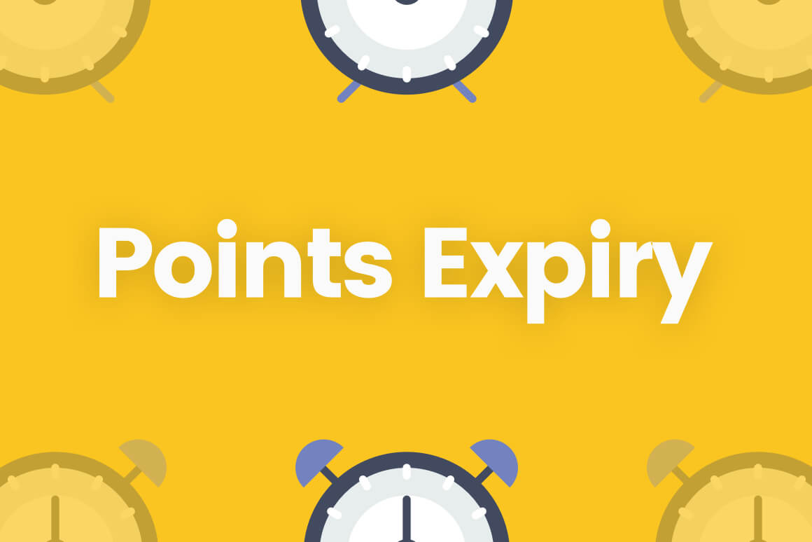 Introducing Points Expiry