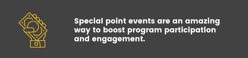starbucks new loyalty program special point events