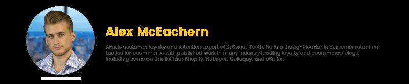 ecom expert alex mceachern
