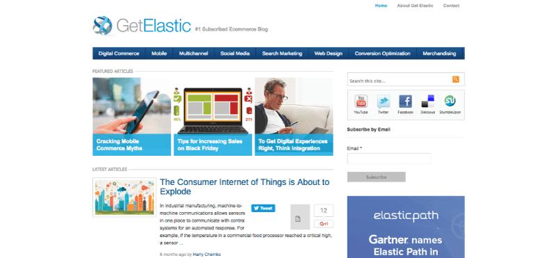 ecom expert get elastic