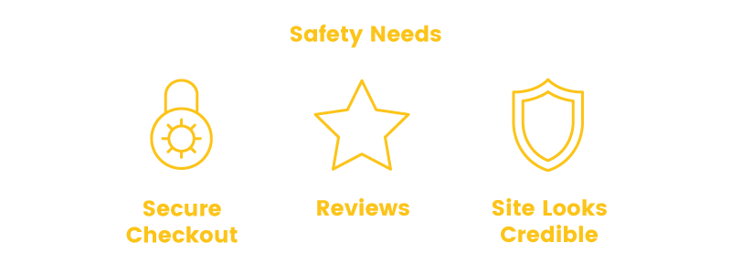 online shopper safety needs