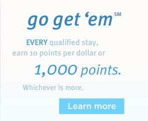 wyndham rewards earn points